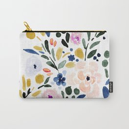 Sierra Floral Carry-All Pouch