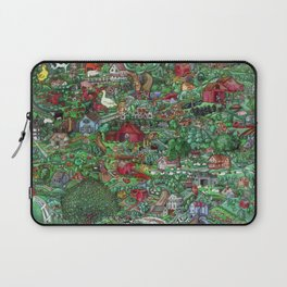 The Farm Laptop Sleeve