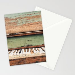 The Dead Keys Stationery Cards