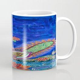 The One Under The Blue Shade Coffee Mug