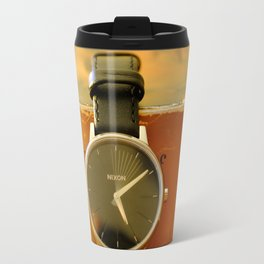 Time is on your side Travel Mug