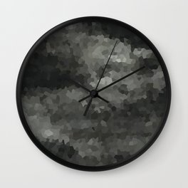 Cristals Wall Clock