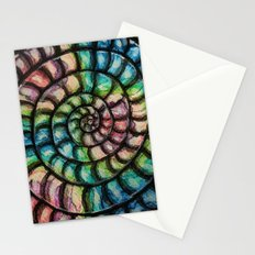 The Spiral Stationery Cards