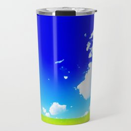 Anime Sky 4 Travel Mug