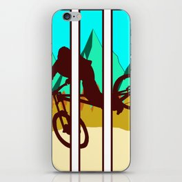 MTB Whip iPhone Skin