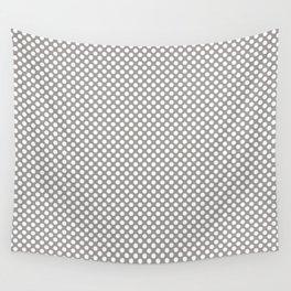 Paloma and White Polka Dots Wall Tapestry