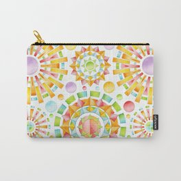 Fireworks Sorbet Carry-All Pouch