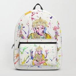 The Elephant God Ganesh, Ganesha Backpack