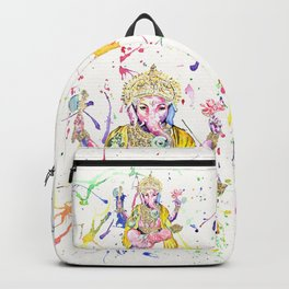 The Elephant God Ganesh, Ganesha Backpack