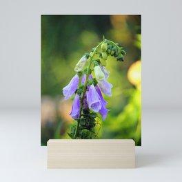 Light Purple Foxglove Mini Art Print