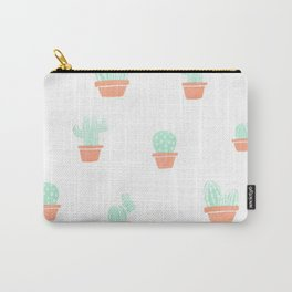 Cactus pastel Carry-All Pouch