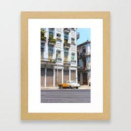 Old city II Framed Art Print