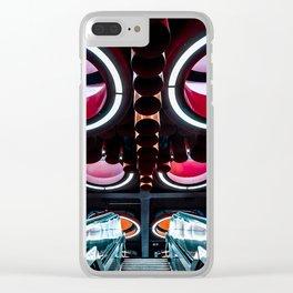 Pannenhuis Clear iPhone Case
