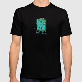 Night of the Living Dead Battery Bot T-shirt
