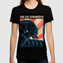 Join the Xenomorphs T-shirt