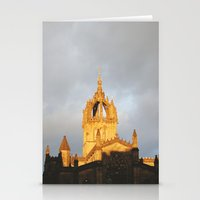 edinburgh Stationery Cards featuring edinburgh by Karen