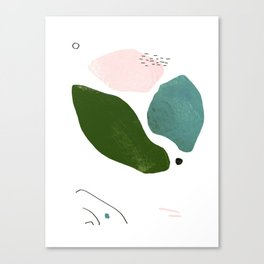 We Talk Softly Canvas Print