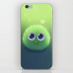 Fluffy Chu iPhone & iPod Skin