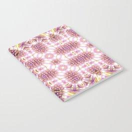Pink Energy Glow #3 Notebook