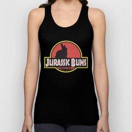 JURASSIC BUNS Unisex Tank Top