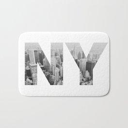NY Bath Mat