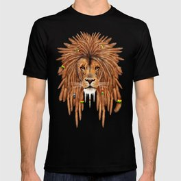 Dreadlock Lion T-shirt