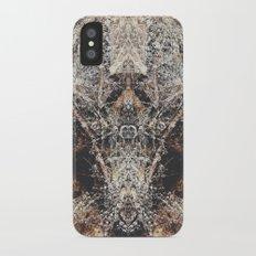 Fantasy Forest Floor  Slim Case iPhone X