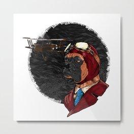 Ace High Metal Print