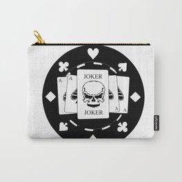 Playing the Joker Carry-All Pouch