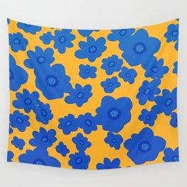 Brunnera Pattern  Wall Tapestry