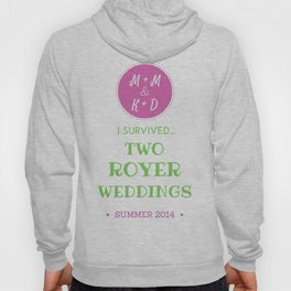 ROYER WEDDING FINAL Hoody