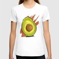 avocado T-shirts featuring avocado by P.A. Yingling