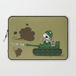 Muso Milkwar Tanker Laptop Sleeve