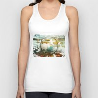fifth harmony Tank Tops featuring Harmony by SpaceFrogDesigns