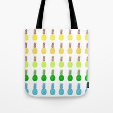 Pineapples lime crush Tote Bag