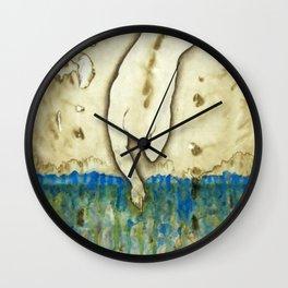 Soul of Khalil Wall Clock