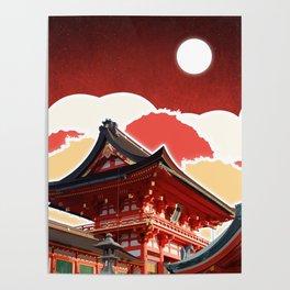 Night in Japan II Poster