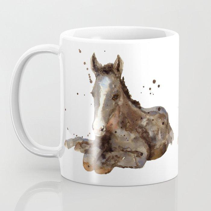 Graceful Grey Coffee Mug