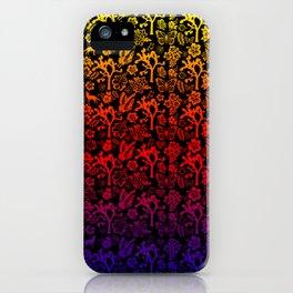 Joshua ree Heatwave by CREYES iPhone Case