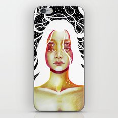 Hybrid Daughters II iPhone & iPod Skin