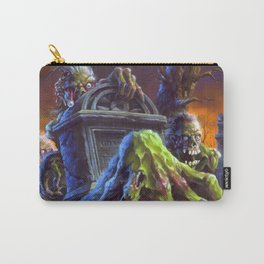 Attack of the Graveyard Ghouls Carry-All Pouch