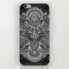 Etched Offering II iPhone & iPod Skin