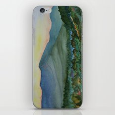 Mt. Mansfield at Dusk iPhone & iPod Skin