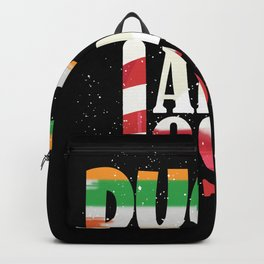Ducks and Jesus Backpack