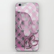 INITIALS B.B iPhone & iPod Skin