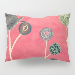 Candy flowers Pillow Sham