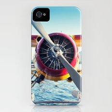 Float Plane iPhone (4, 4s) Slim Case