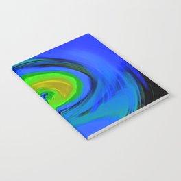 """""""Monet's Universe #2"""" Notebook"""