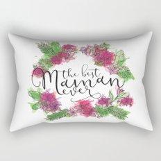 Best Mum Rectangular Pillow