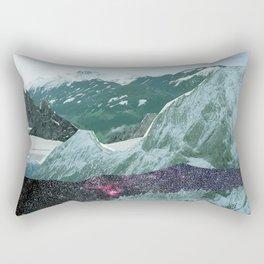Experiment am Berg 15 Rectangular Pillow